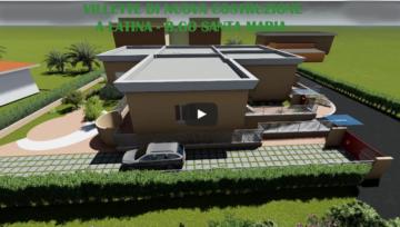Costruzione villette B.go Santa Maria (VIDEO)